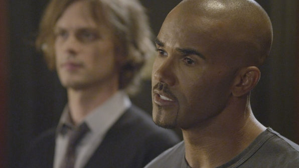 SSA Derek Morgan vs. Dr. Spencer Reid