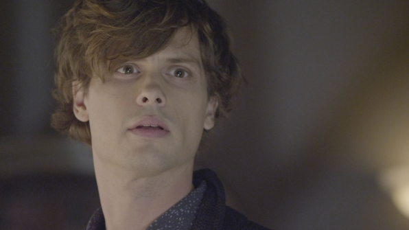 Dr. Spencer Reid on Criminal Minds