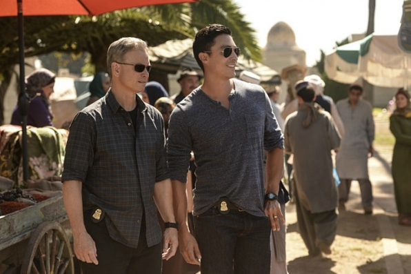 Criminal Minds: Beyond Borders Season 1 finale airs Wednesday, May 25 at 9/8c.