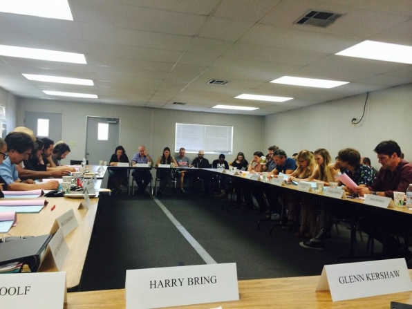 44. Criminal Minds - Table Read