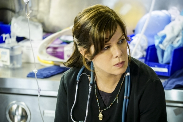 Marcia Gay Harden as Dr. Leanne Rorish