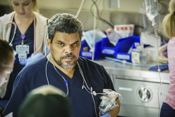 Luis Guzmán as Jesse Sallander