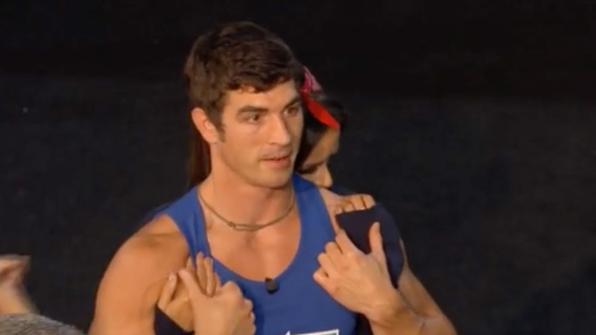 Cody Nickson re-enters in Season 19, Episode 12.
