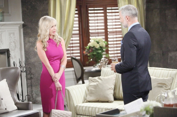 Ashley challenges Graham.