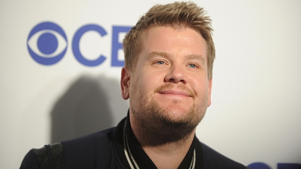 19. No one can resist the Corden charm