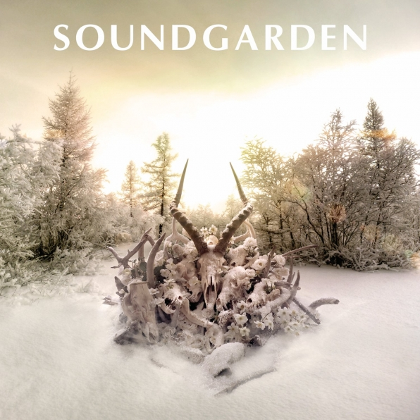 Soundgarden Cover Art
