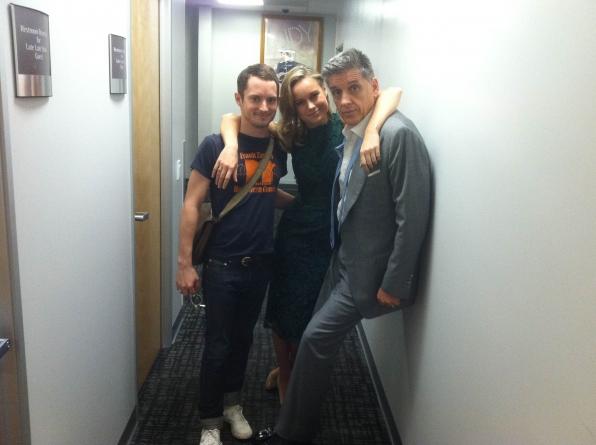 Elijah, Brie & Craig