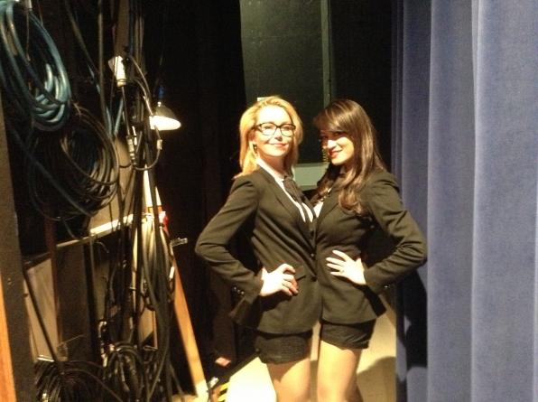Liza and Tuyen