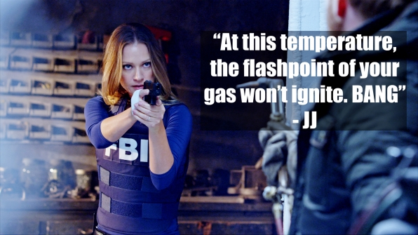 Jennifer Jareau - <i>Criminal Minds</i>