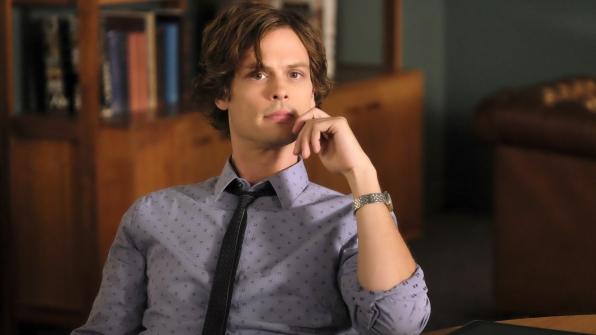 Dr. Spencer Reid in Criminal Minds