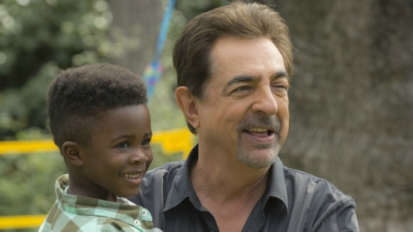 David Rossi gained a family.