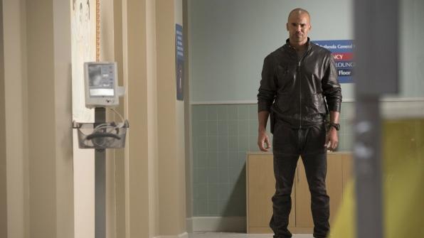 SSA Derek Morgan left the BAU on Criminal Minds.
