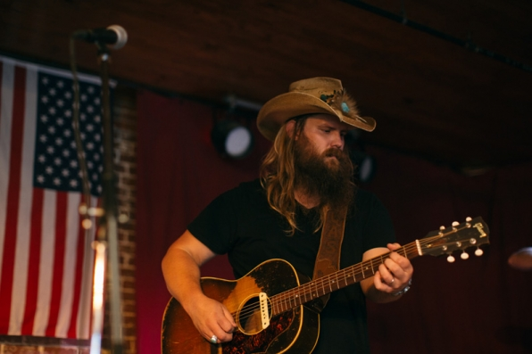 Album Of The Year - Traveller, Chris Stapleton