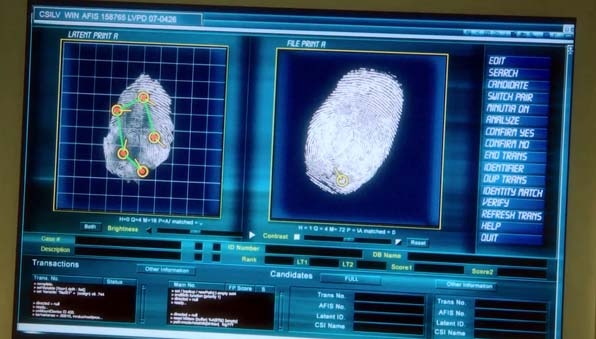 High-end software mapping in on fingerprints.