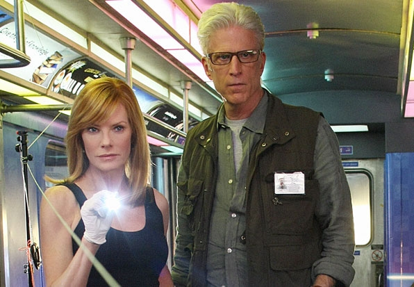 """First Look Gallery: """"73 Seconds,"""" the CSI Seaon 12 Premiere"""