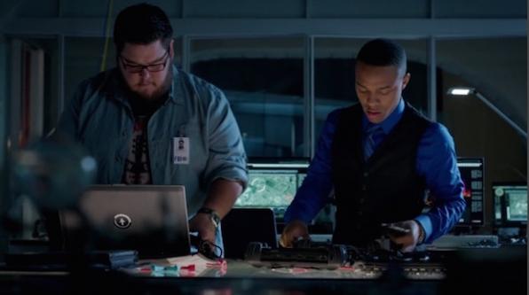 CSI: Cyber: Krumitz vs. Nelson