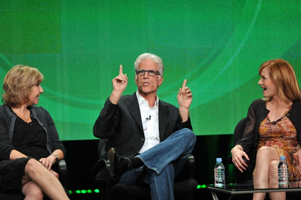 CSI Panel at 2011 Summer TCAs Featuring Ted Danson, Marg Helgenberger and Carol Mendelsohn