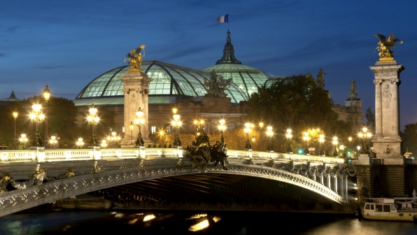 The show will be held at the iconic Grand Palais.