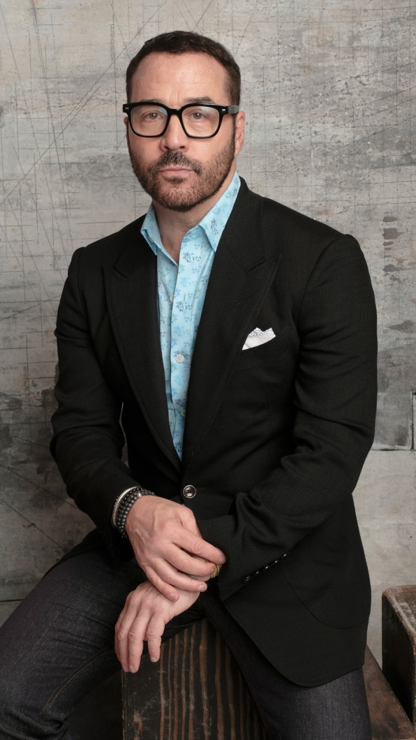 Jeremy Piven of Wisdom Of The Crowd