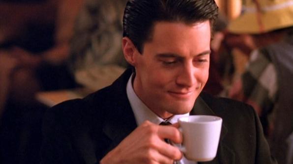 8. Agent Dale Cooper on <i>Twin Peaks</i>