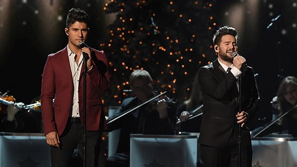 Dan Smyers and Shay Mooney (Dan + Shay)
