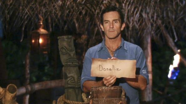 "It's Danielle, not ""Danellie"""