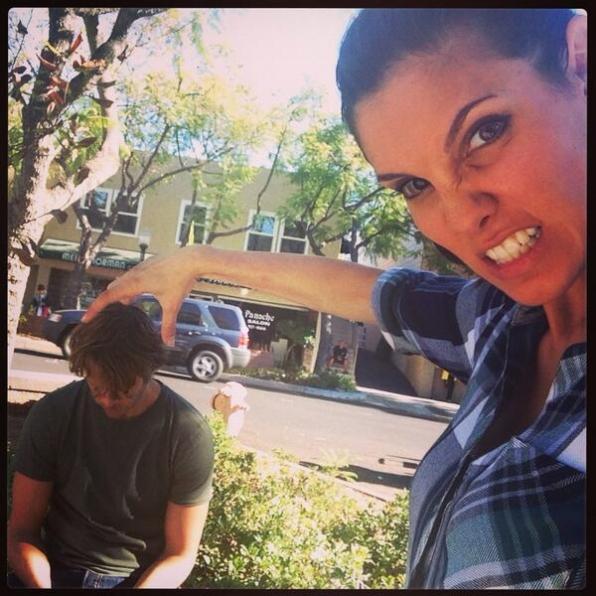 13. Daniela Ruah - NCIS: Los Angeles