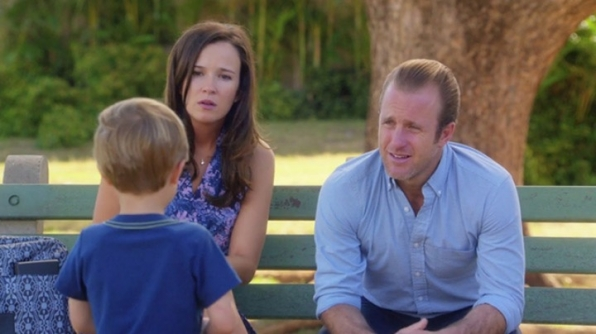 11. We find out his son is sick - Hawaii Five-0