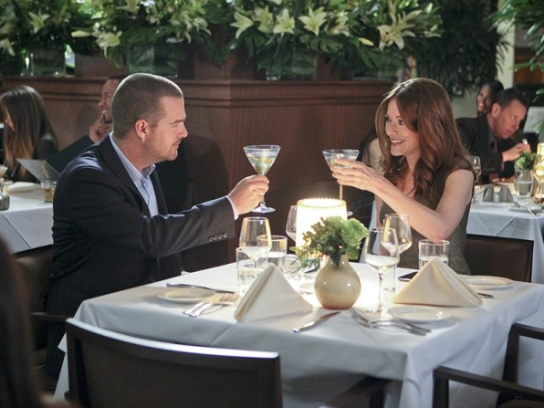 G. Callen and Joelle Taylor (NCIS: Los Angeles)