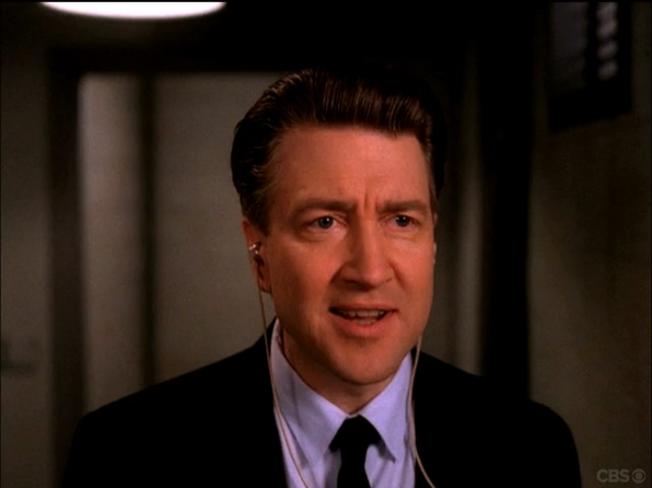 8. David Lynch's cameos as Gordon Cole