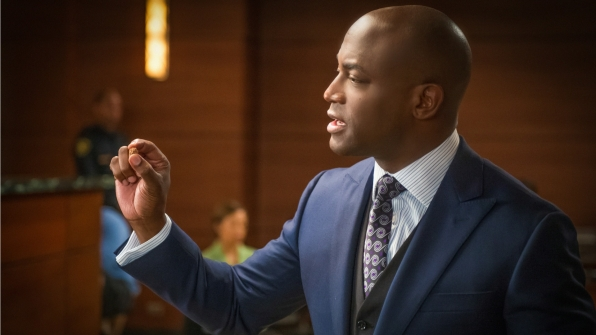 Taye Diggs as Dean Levine-Wilkins