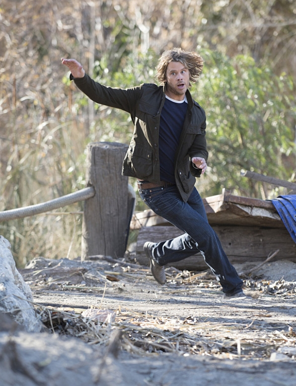 Deeks from NCIS: Los Angeles