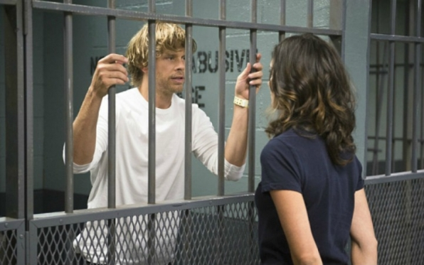 10. Deeks landed himself behind bars.