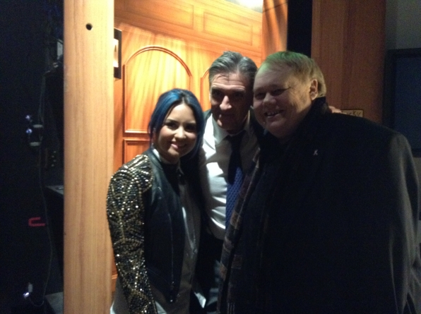 Demi, Louie and Craig