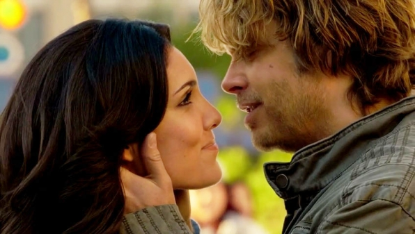 1. Deeks and Kensi went Bold