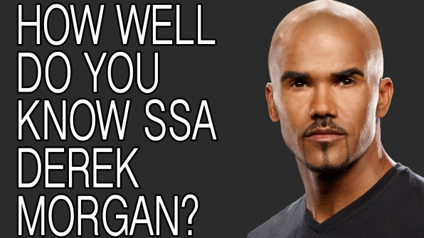 How much do you know about Derek Morgan?