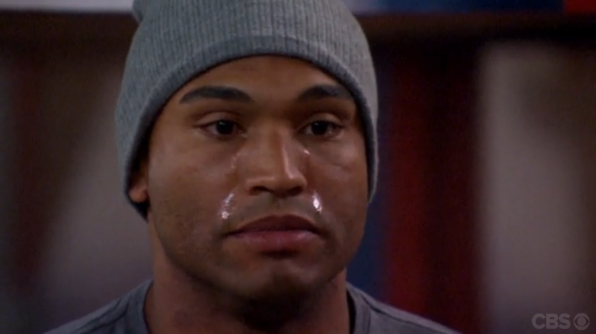 "<a href=""http://www.cbs.com/shows/big_brother/video/FjSPqj4LipLhemWzkUOgBN5XZaz_J9SG/big-brother-tears-of-regret/"">Devin's Breakdown</a> Led to Him Being Backdoored"