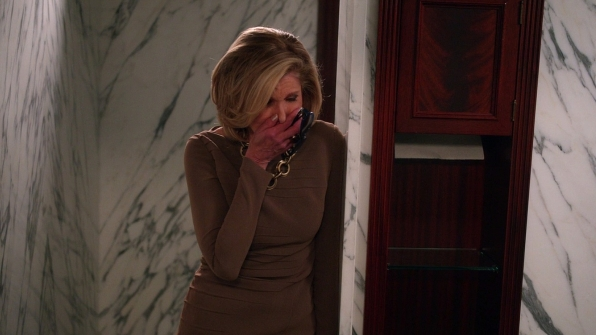 When Diane Lockhart lost her chance to become a judge