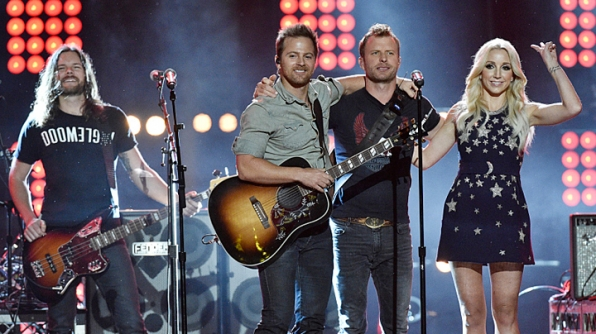 Dierks Bentley, Kip Moore and Ashley Monroe