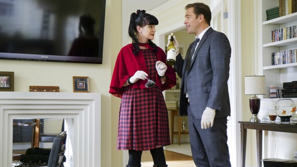 The team learned how DiNozzo came across his apartment on NCIS.