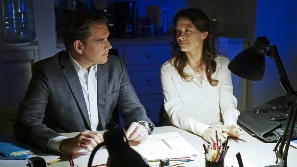 DiNozzo and Jeanne reunited at long last on NCIS.