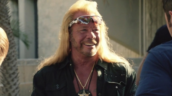 Dog the Bounty Hunter made an appearance.