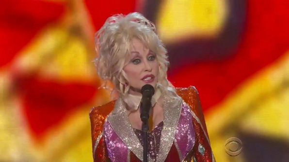 Dolly Parton: Tex Ritter Award