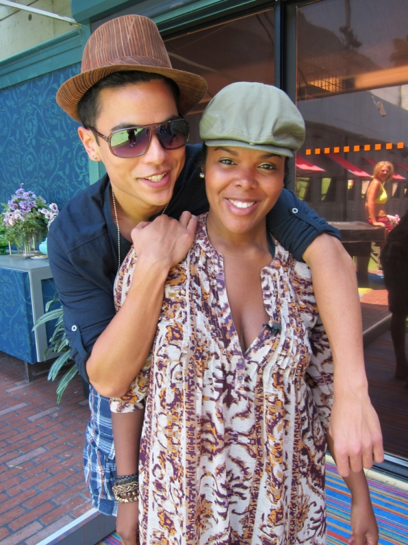 Dominic and Kalia