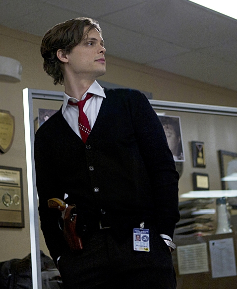 4. Matthew Gray Gubler