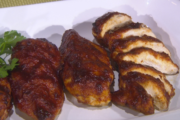 Dr. Ian Smith's Old-School Barbecue Chicken