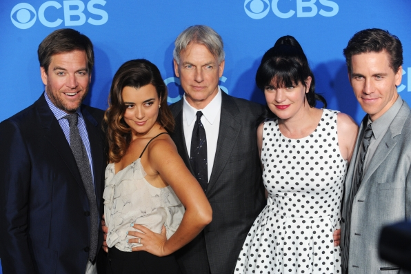 """NCIS"" on the Red Carpet"