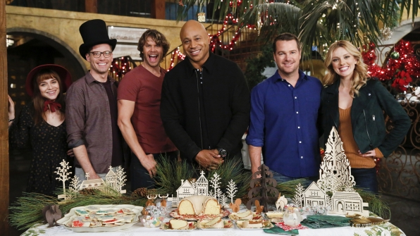 "NCIS: Los Angeles - ""Tidings We Bring"""