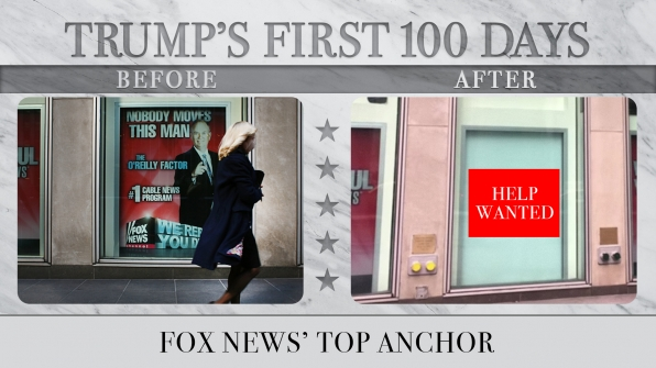 Fox News' Top Anchor