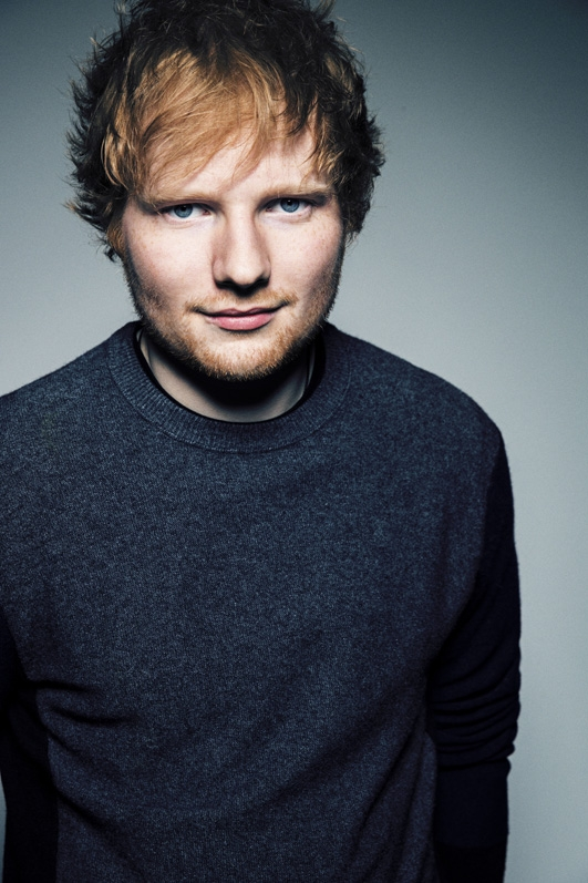 "Record Of The Year - ""Thinking Out Loud,"" Ed Sheeran"